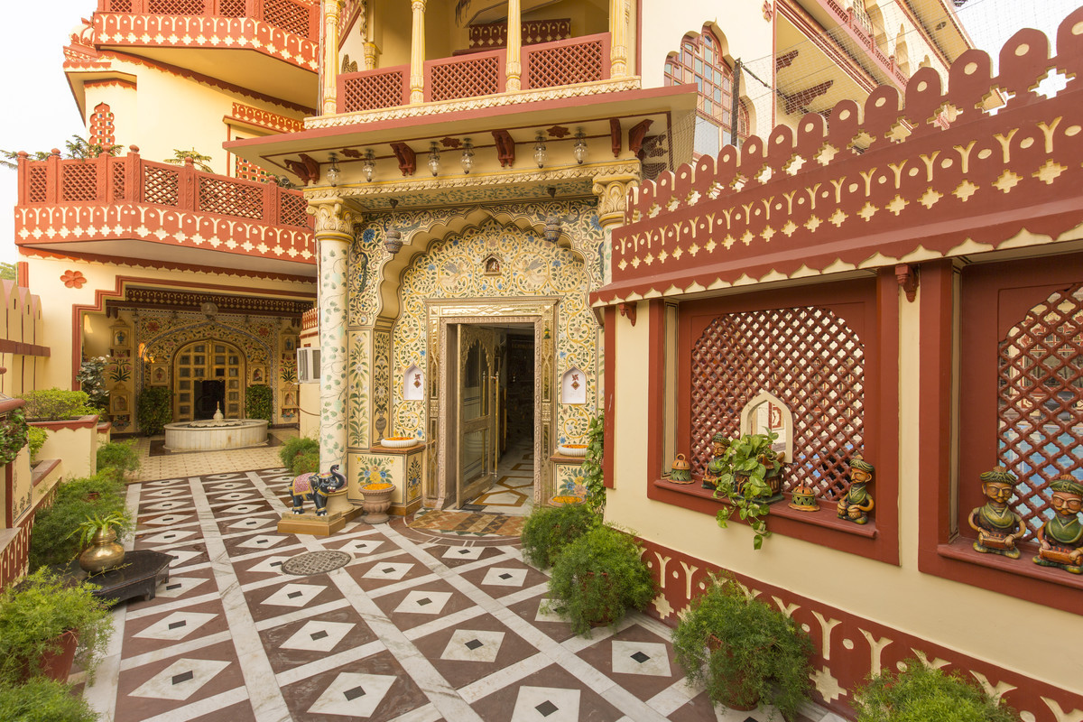 Hotel jaipur picture gallery accommodation jaipur for Decor india jaipur