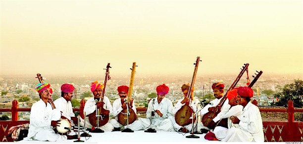 Folk Music of Rajasthan